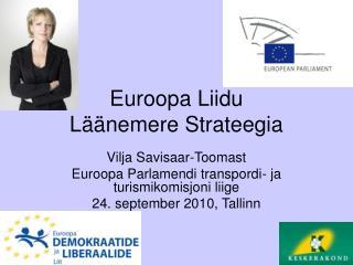 Euroopa Liidu  Läänemere Strateegia