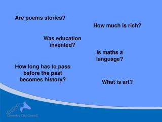 Are poems stories?