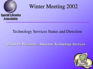 Winter Meeting 2002