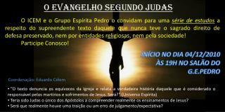 O  Evangelho  Segundo Judas