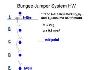 Bungee Jumper System HW