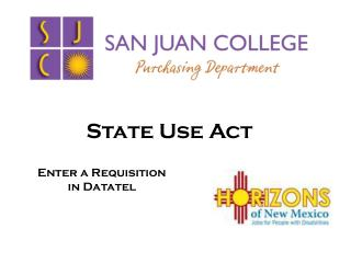State Use Act