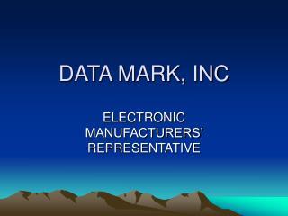 DATA MARK, INC