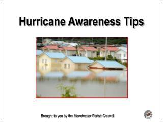 Hurricane Awareness Tips
