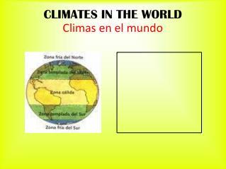 THE CLIMATE (Irene Cañadilla)