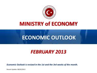 ECONOMIC OUTLOOK