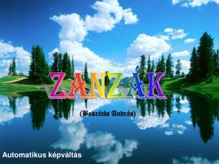 zanz�k