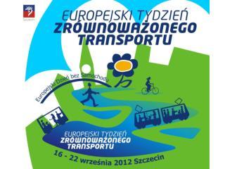 Europejski Tydzień Zrównoważonego Transportu  16-22 września