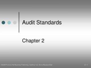 Audit Standards
