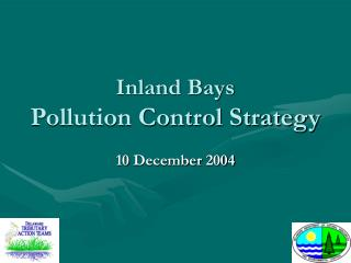 Inland Bays  Pollution Control Strategy