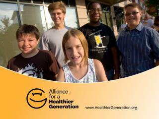 Healthy Schools Program: