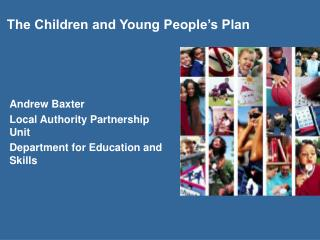 The Children and Young People�s Plan