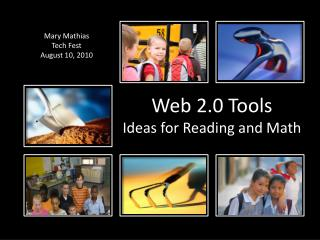Web 2.0 Tools Ideas for Reading and Math
