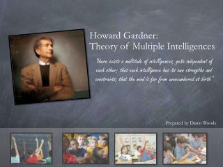Howard Gardner: