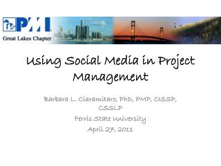 Using Social Media in Project Management