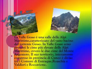 Valle Gesso