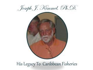 Joseph J. Kimmel, Ph.D.