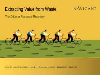 Extracting Value from Waste