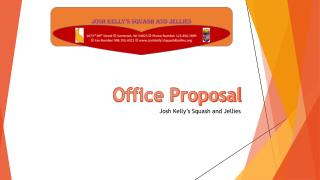 Office Proposal
