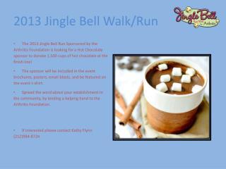 2013 Jingle Bell Walk/Run