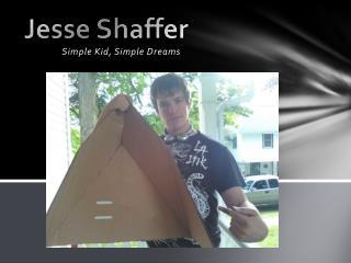 Jesse Shaffer