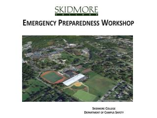 Emergency Preparedness Workshop