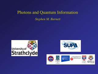 Photons and Quantum Information