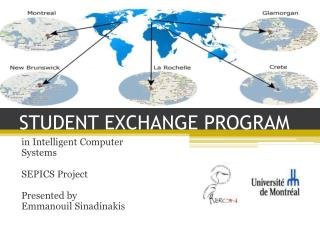 STUDENT EXCHANGE PROGRAM