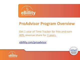 ebillity/ proadvisor