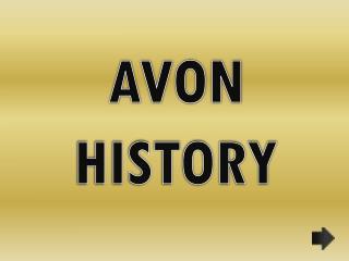 AVON HISTORY