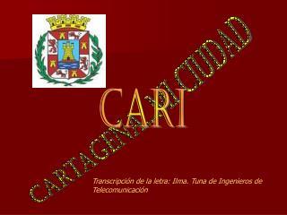 cartagena...mi ciudad