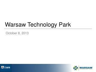Warsaw Technology Park