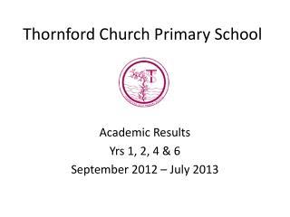 Thornford Church Primary School