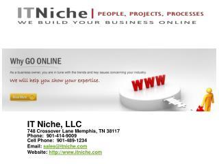 Memphis Website Design & Development, Internet Marketing Com