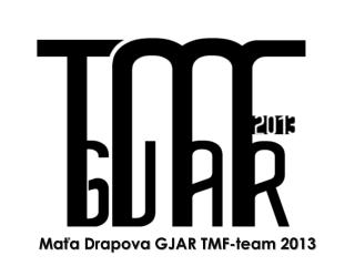 Maťa  Drapova  GJAR  TMF-team  2013