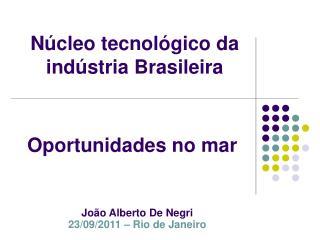 N cleo tecnol gico da ind stria Brasileira