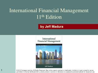 Part 5  Short-Term Asset and Liability Management