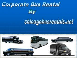 Corporate Bus Rental