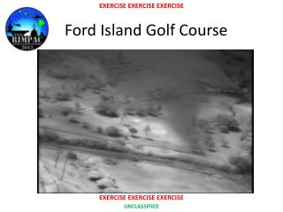 Ford Island Golf Course