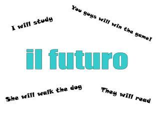 il futuro