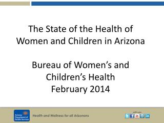 Births in Arizona