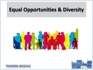 Equal Opportunities & Diversity