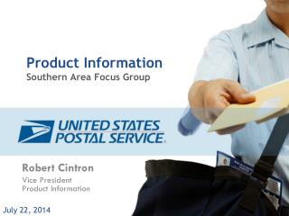 Product  Information Southern Area Focus Group