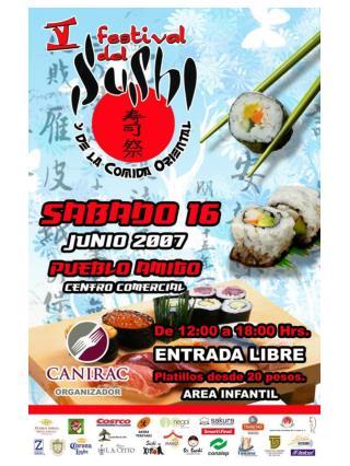 Festival del Sushi