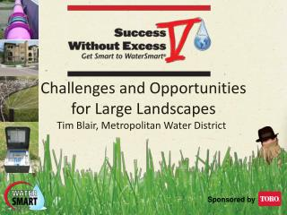 Challenges and Opportunities for Large Landscapes