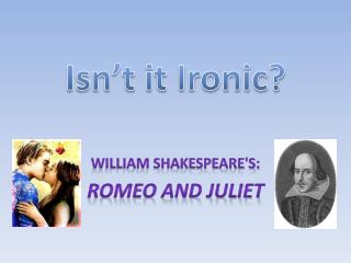 Isn�t it Ironic?
