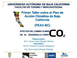 UNIVERSIDAD AUT Ó NOMA DE BAJA CALIFORNIA FACULTAD DE TURISMO Y MERCADOTECNIA