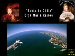 """Bahía de Cádiz""    Olga María Ramos"
