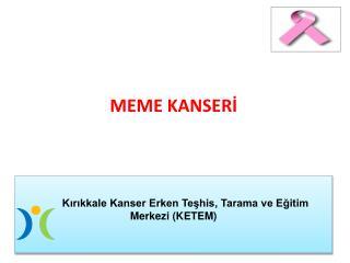 MEME KANSERİ