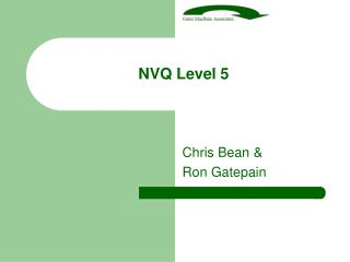 NVQ Level 5